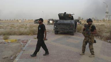 """العراق.. استعادة منطقة بروانة بالكامل من تنظيم """"داعش"""""""
