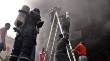 Egypt factory fire kills 19 workers