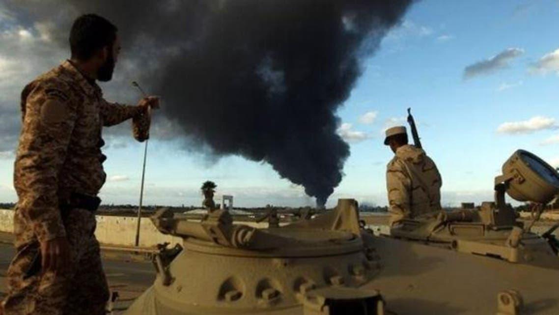 جيش ليبيا