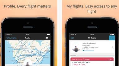 تطبيق لمتابعة حالة المطار ومساعدة المسافرين