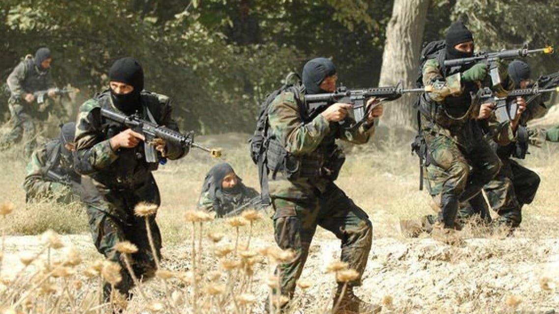 الجيش التونسي - قوات ارهاب