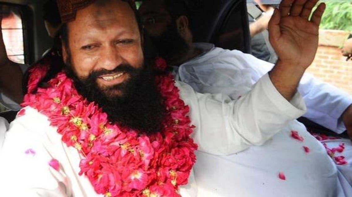 زعيم الجماعة الباكستانية المحظورة