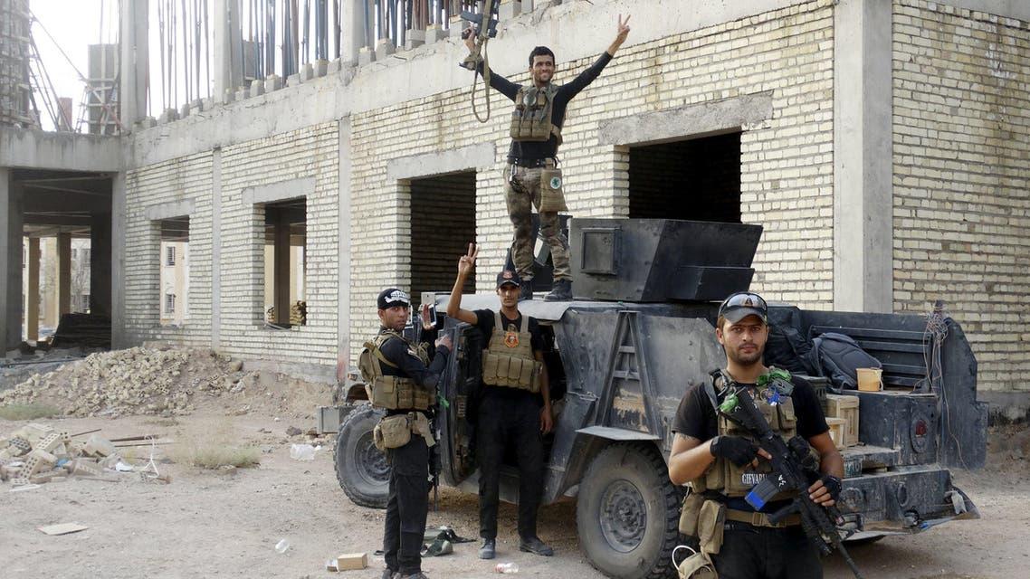 القوات العرقية في الأنبار