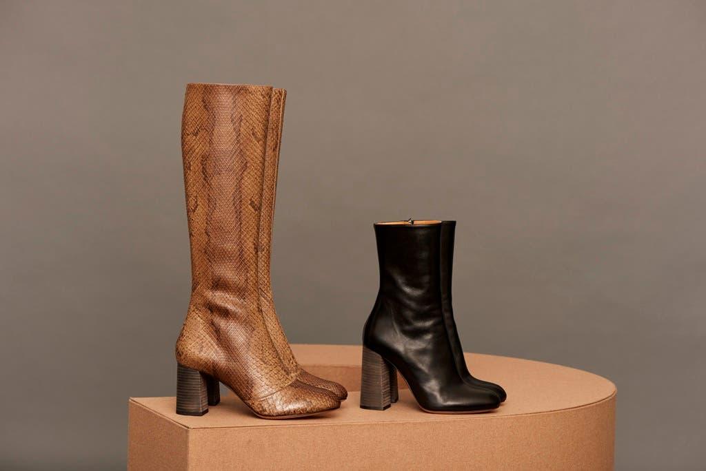 Harper  Medium & Ankle  Boots