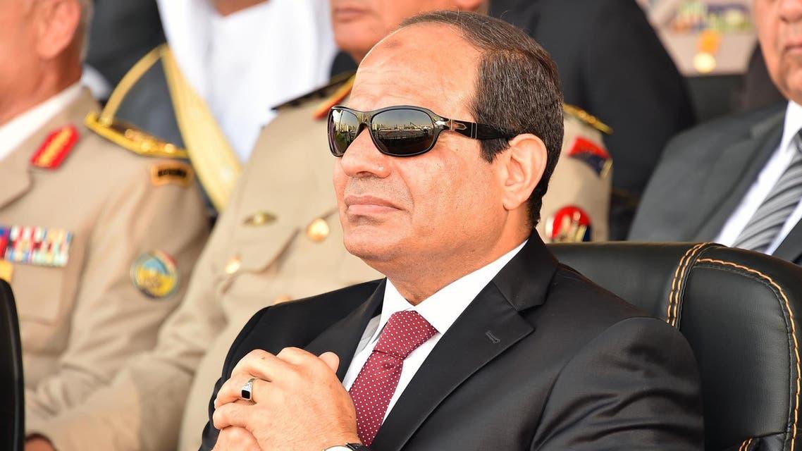 السيسي و محمد بن سلمان في القاهرة