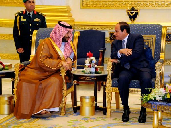 الإرهاب وقطر أبرز الملفات بلقاء محمد بن سلمان والسيسي