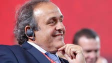 Italian federation backs Platini for FIFA president