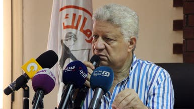 مرتضى منصور يتنحى عن رئاسة الزمالك