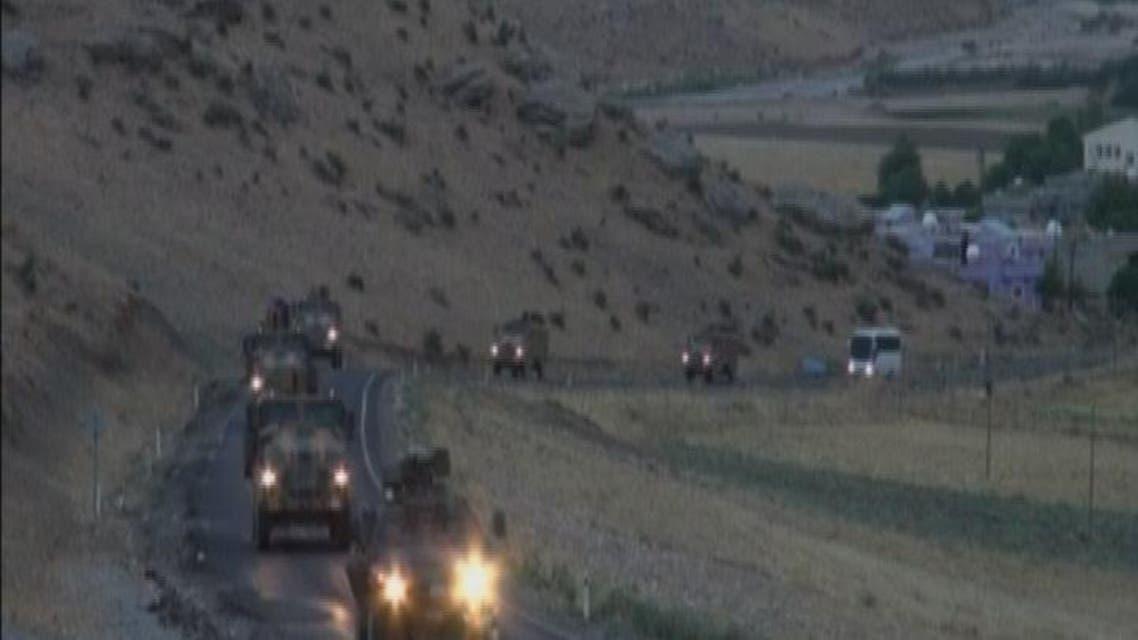 THUMBNAIL_ تصعيد متبادل بين تركيا وحزب العمال الكردستاني