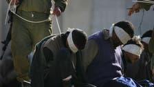 Israel authorises force-feeding of hunger-striking prisoners