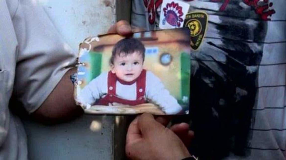 مقتل طفل فلسطيني حرقا على يد مستوطنين