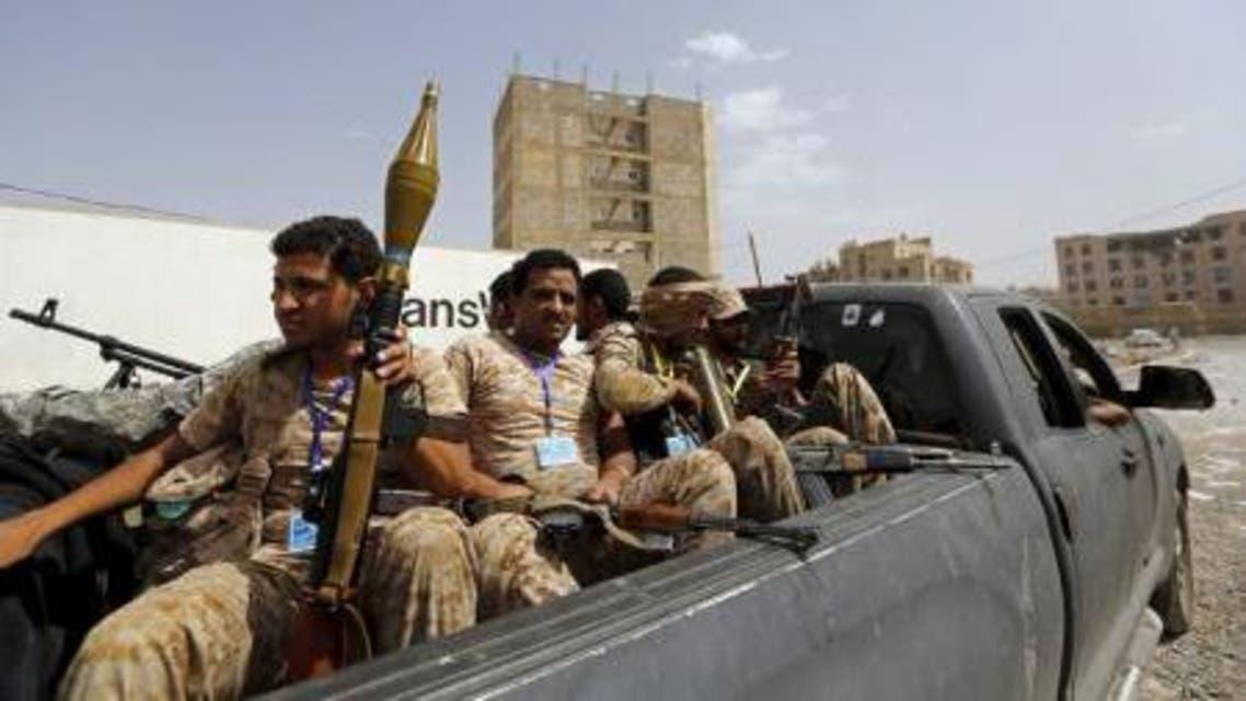 مقاتلين حوثيين