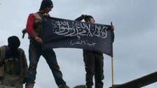 Al-Nusra Front claims capture of U.S.-backed rebels