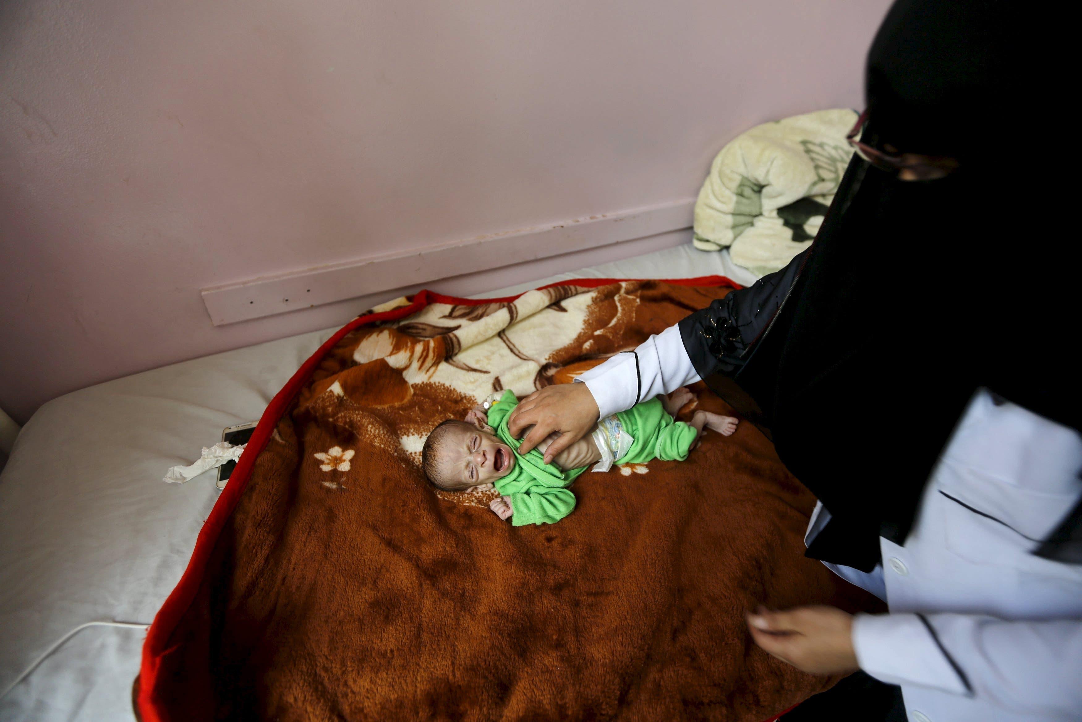 yemen baby