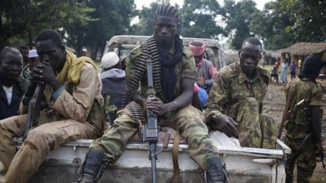 Muslim Seleka rebel
