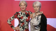 'Spot the fake!' Mirren meets herself in triplicate wax works