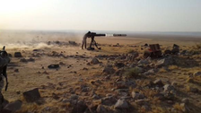 Al-Qaeda-linked group in Syria flaunts U.S.-made TOW missiles