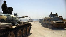 Syrian army advances after rebel offensive