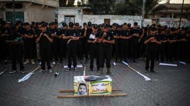 """جنازة تشييع """"رمزية"""" للرضيع الفلسطيني الذي قتل حرقاً"""