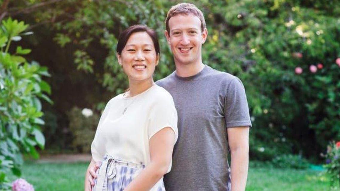 zuckerberg wife pregnancy