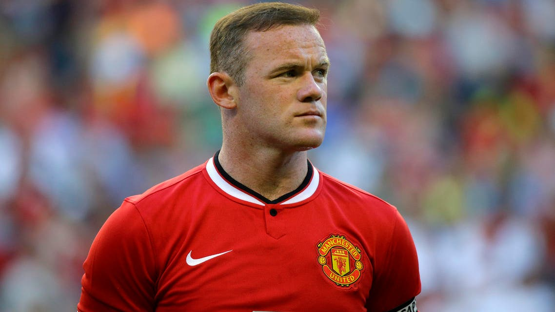 United are relying on Rooney - the club captain and on-the-field figurehead - to fill a void