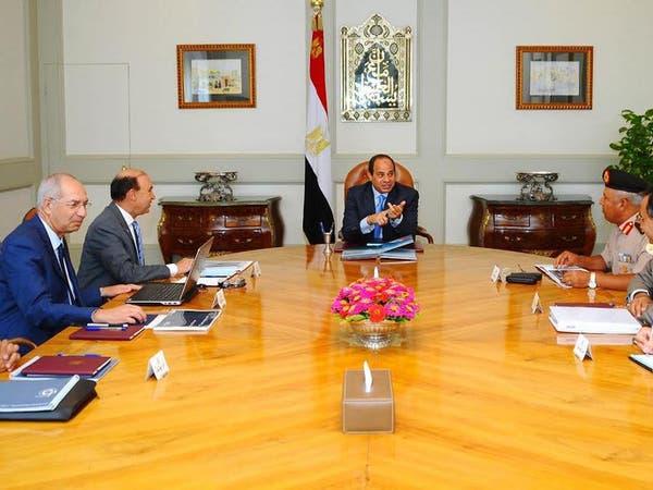 مصر تمدد المشاركة العسكرية في عاصفة الحزم باليمن