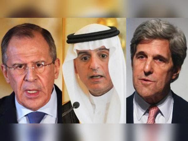 اجتماع مهم لوزراء خارجية السعودية وأميركا وروسيا في قطر