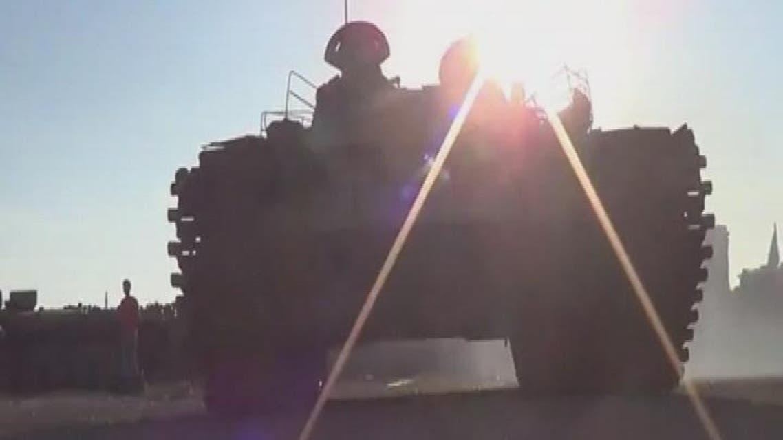 THUMBNAIL_ المعارضة السورية تحشد لاقتحام مدينة درعا