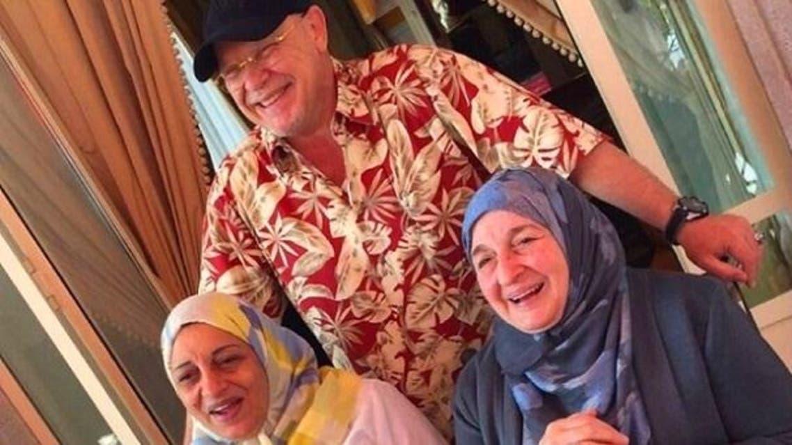 الضحايا الثلاثة، الأم والابنة وزوج الابنة