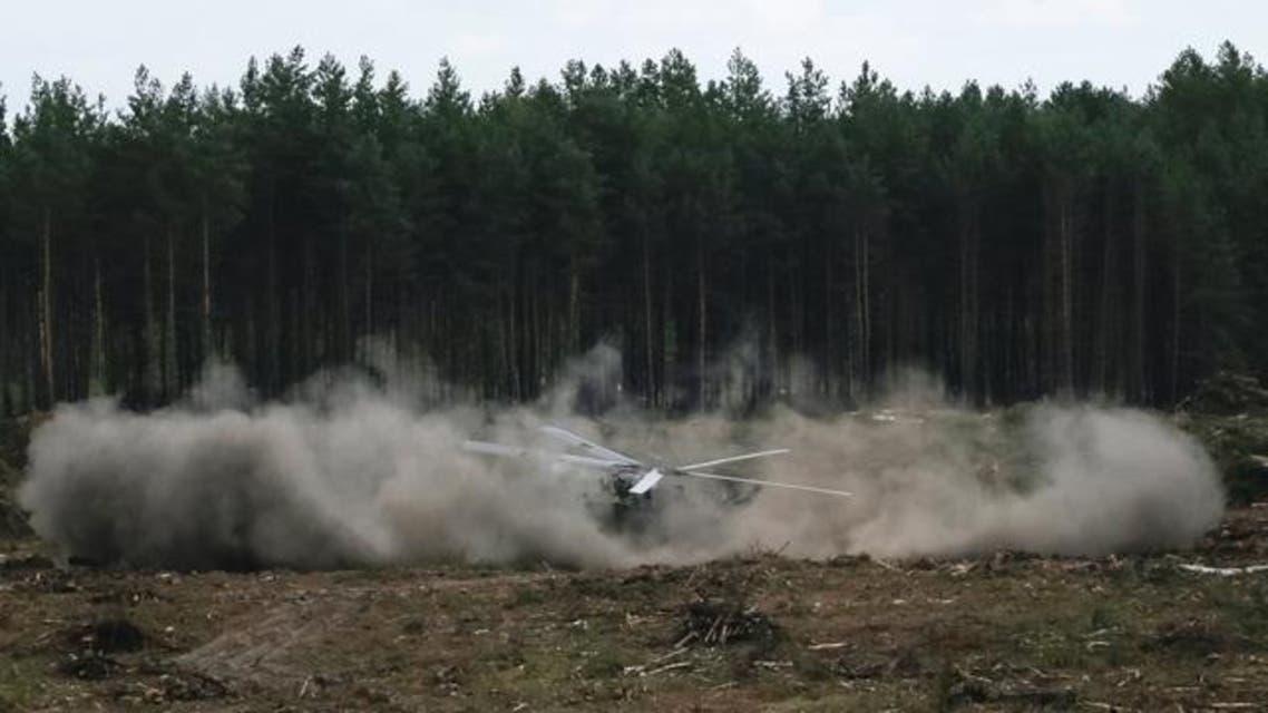هليكوبتر روسيا
