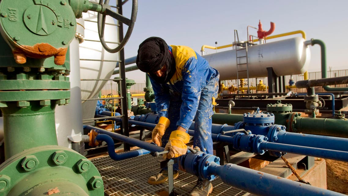 BP, Total and Italy's Eni already operate in Algeria, but some foreign oil operators are wary of Algeria's contract terms Reuters