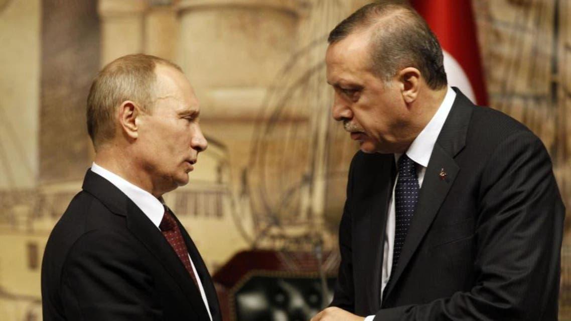 اردوغان و بيوتين