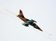 تحطم طائرة تابعة للنظام السوري قرب دمشق