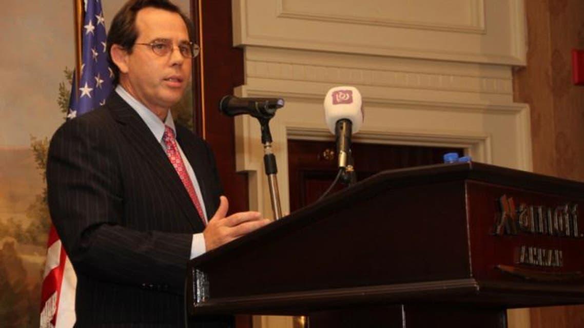 السفير الأميركي في بغداد ستيوارت جونز