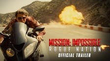 New 'Mission impossible' movie climbs to $56m box office glory