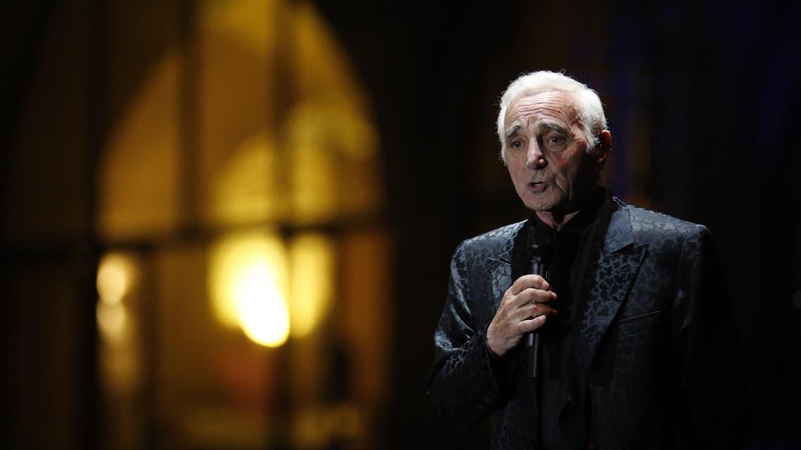 أزنافور aznavour