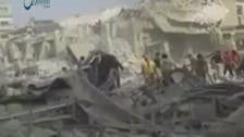 شامی فوج کا لڑاکا طیارہ گر کر تباہ ،27 افراد ہلاک