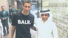 Angel Di Maria spotted in Doha ahead of Paris Saint-Germain medical