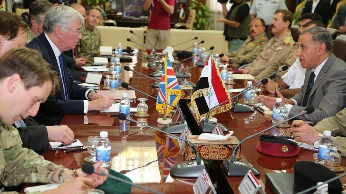 لجنة عراقية بريطانية لتقدير الاحتياجات العراقية
