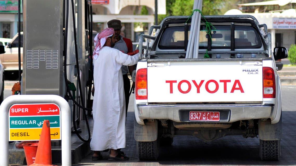 Reuters fuel subsidies UAE