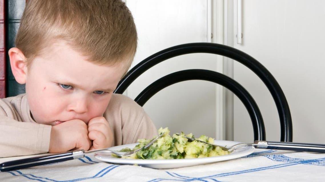 امتناع الأطفال عن الطعام
