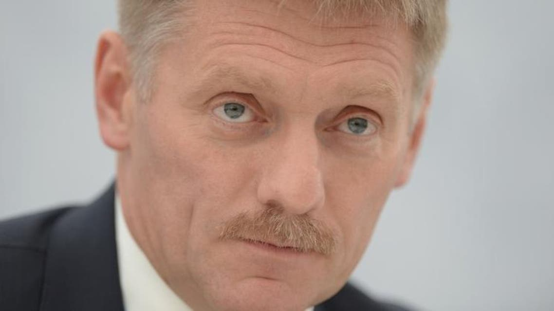 دميتري بيسكوف الناطق الصحفي باسم الرئيس الروسي