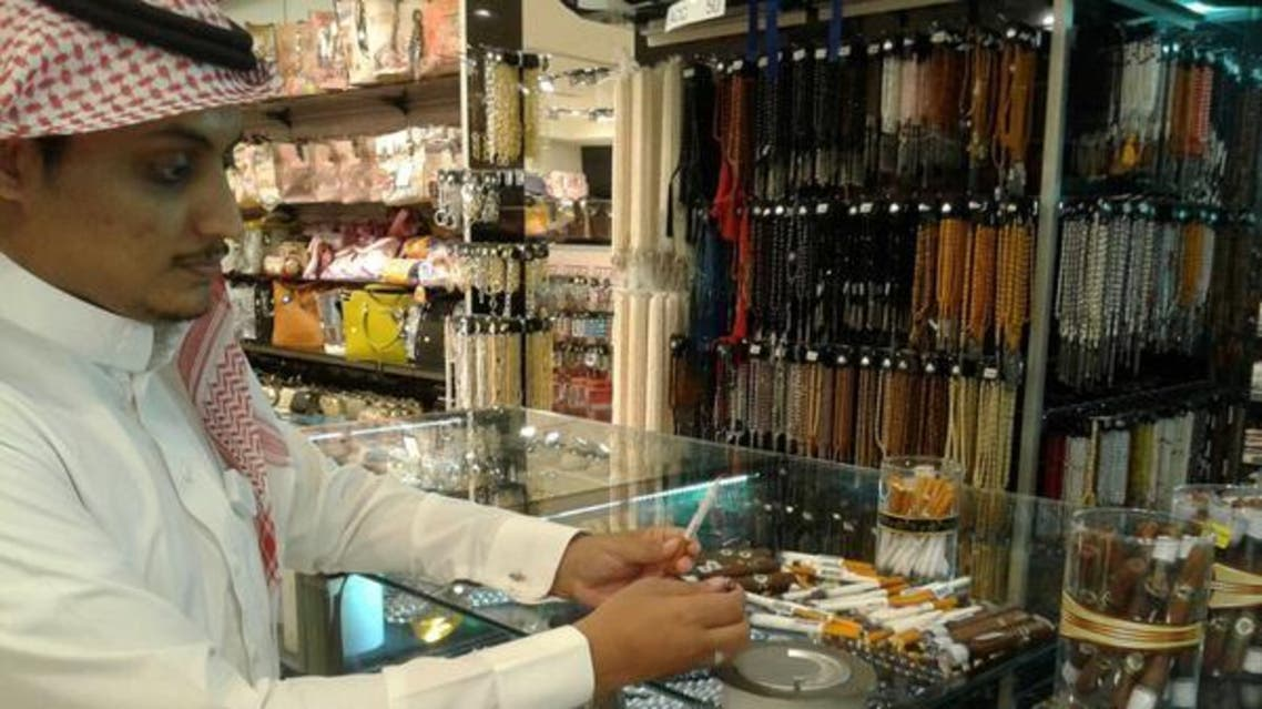 Makkah businessman gets fined for selling 'cigarette pens'