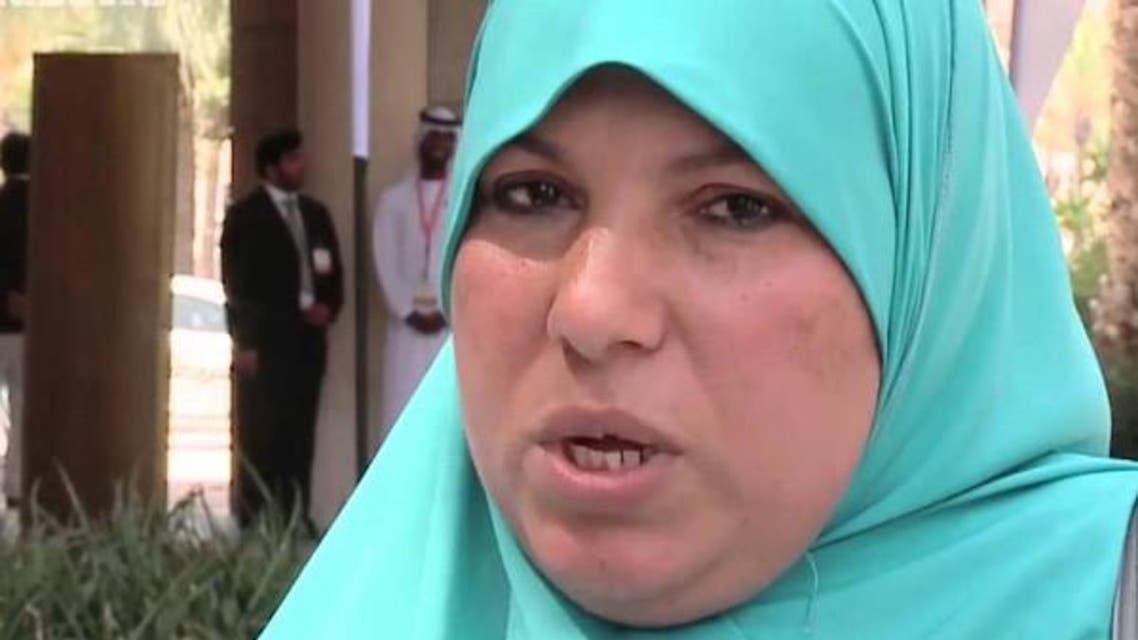 Muna al-Beheiri (Courtesy of Al Arabiya.net)
