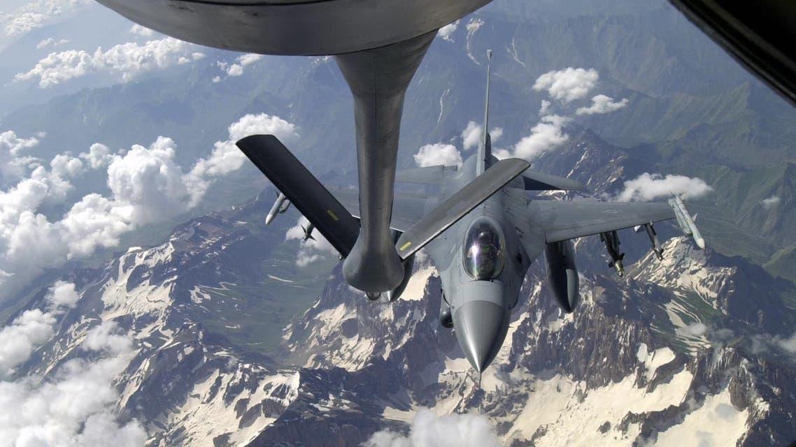 U.S. fighter