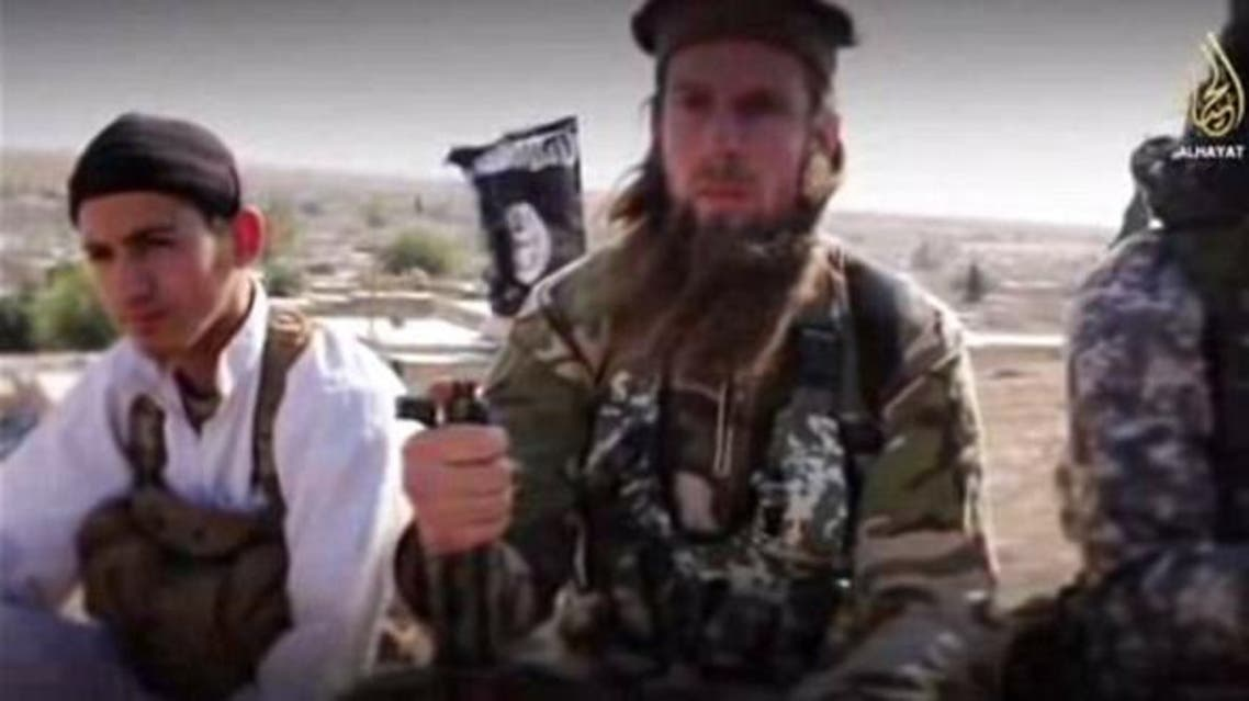 An ISIS propaganda video released last year featured German militant Abu Dauoud al-Almani who threatened the life of any Western soldier who travels to fight against ISIS in Syria. (YouTube)