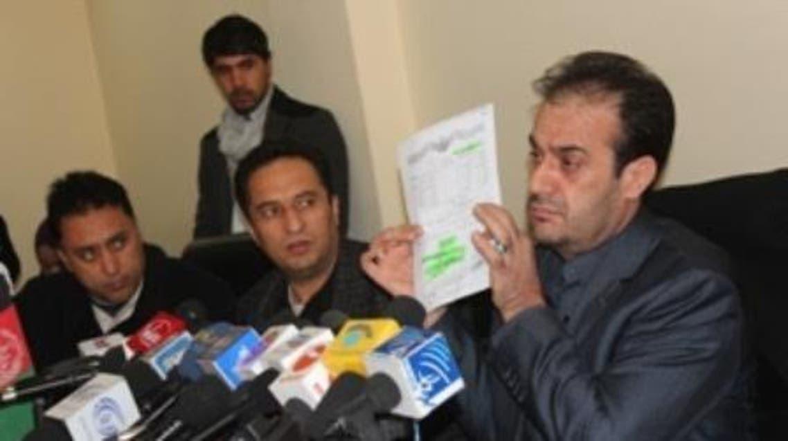 قیس حسن رئیس کمیسیون مواصلات و مخابرات مجلس نمایندگان افغانستان