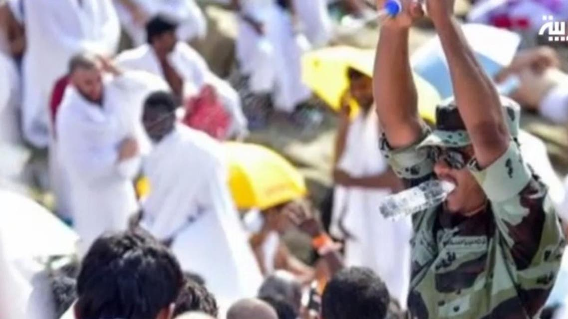 Saudi emergency forces' usual duties include ensuring the safety and assistance of Hajj pilgrims every year. Twelve of them were killed by a suicide bomber on Thursday in Abha while they were in prayer.