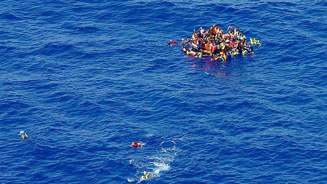 Med migrants