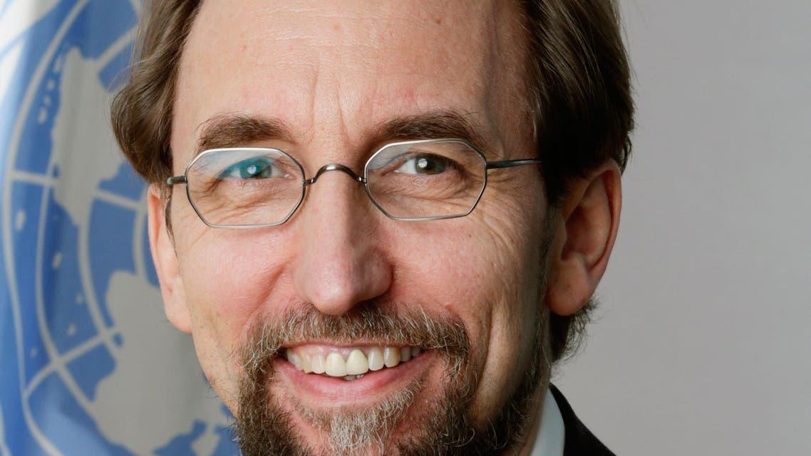 المفوض السامي لحقوق الإنسان في الأمم المتحدة، الأمير زيد بن رعد الحسين